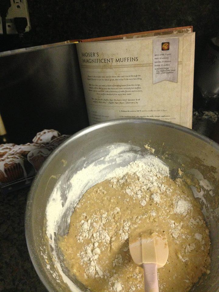 Muffin Mix_Flour