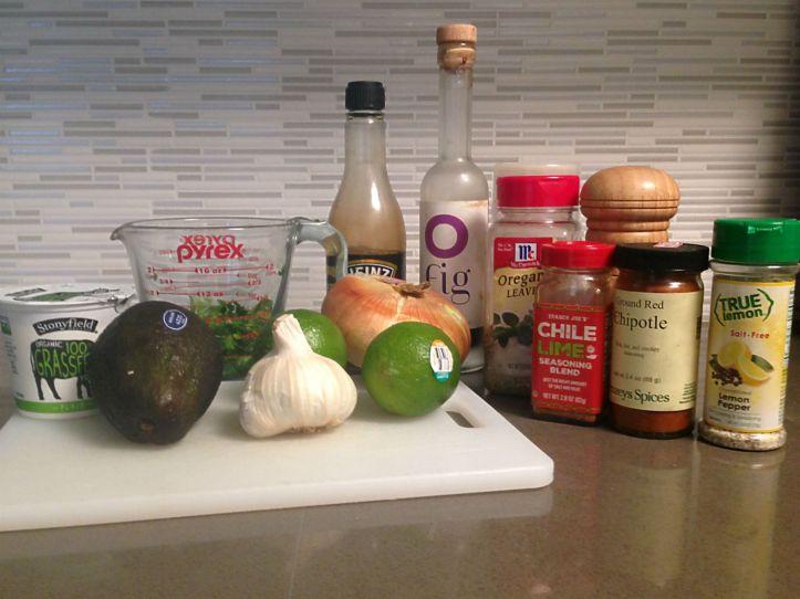 Real Life. Real Recipes. Avocado Dressing